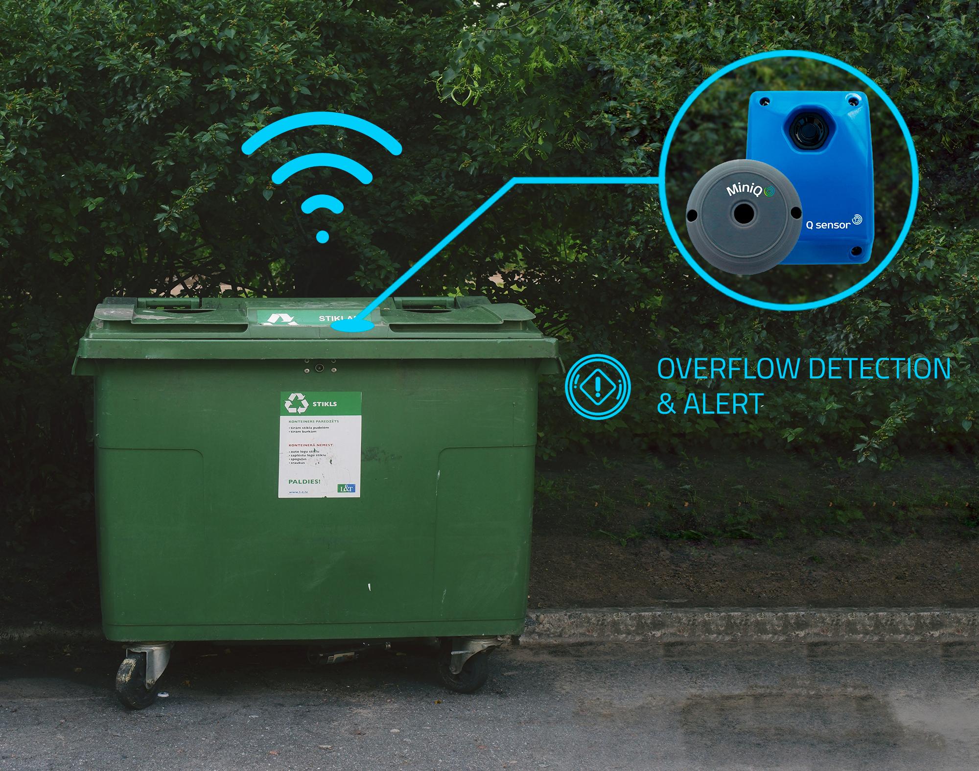 Quamtra Smart Waste Management